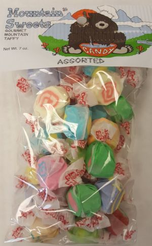 Mtn Sweets Taffy Bags-Assorted