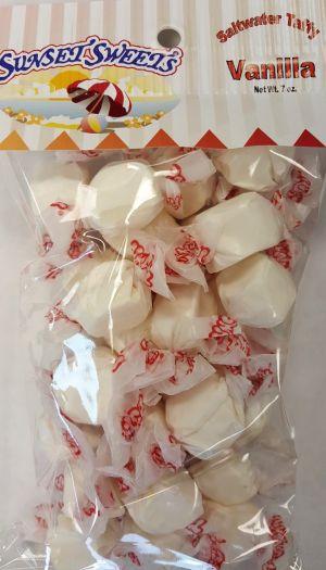 S.S. Sweets Taffy Bags-Vanilla