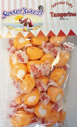 S.S. Sweets Taffy Bags-Tangerine