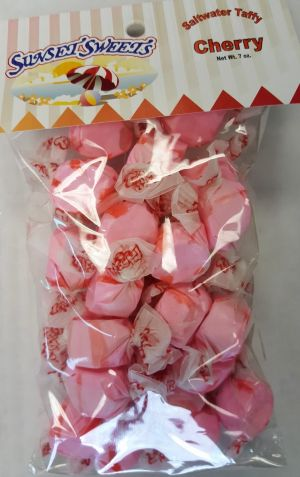 S.S. Sweets Taffy Bags-Cherry