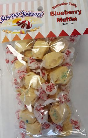 S.S. Sweets Taffy Bags-Blueberry Muffin