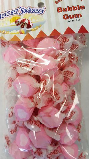 S.S. Sweets Taffy Bags-Bubble Gum