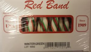 Red Band Soft Sticks Gift Box-Wintergreen