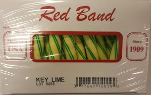 Red Band Soft Sticks Gift Box-Key Lime