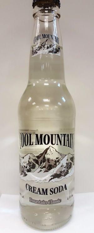 Old Fashioned Soda-Cool Mtn Cream Soda