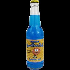 Avery's Sour Puss Soda-Blueberry Lemon