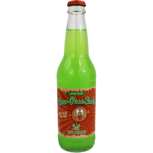 Avery's Sour Puss Soda-Kiwi Orange