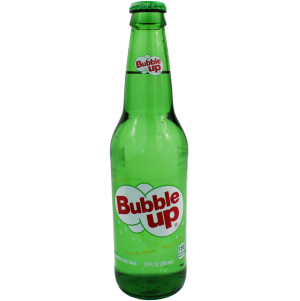 Old Fashioned Soda-Bubble Up