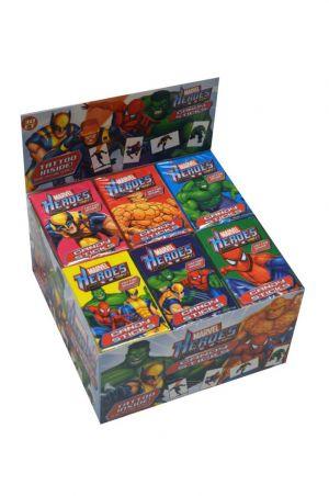 Super Hero Candy Sticks
