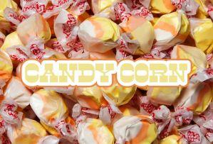 Bulk Taffy Kisses-Candy Corn