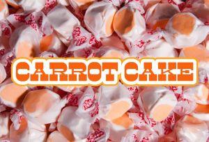 Bulk Taffy Kisses-Carrot Cake