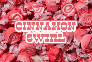 Bulk Taffy Kisses-Cinnamon