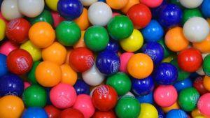 Bulk Dubble Bubble Gumballs - 1