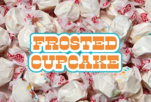 Bulk Taffy Kisses-Frosted Cupcake