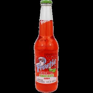 Frostie Cherry Limeade Soda