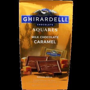 Ghirardelli Bags Milk Chocolate Caramel
