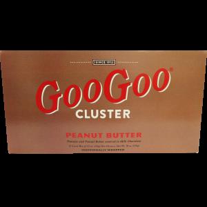 Goo Goo Peanut Butter