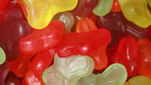 Bulk Gummy Butterflies