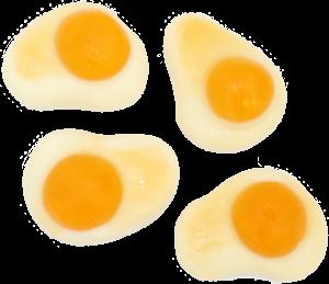 Bulk Gummy Fried Eggs-Cara