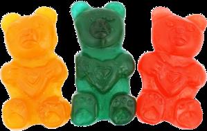 Bulk Gummy Large Bears