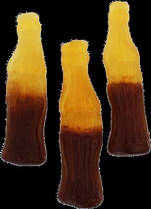 Bulk Gummy Large Cola Bottles
