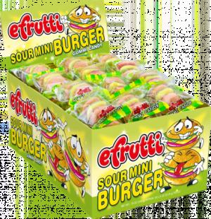 Sour Mini Burgers