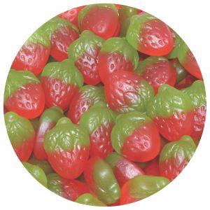 Bulk Gummy Strawberries-Small