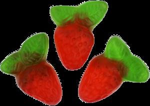 Bulk Gummy Strawberries-Cara