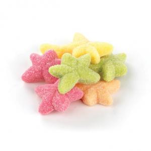 Bulk Gummy Tropical Starfish