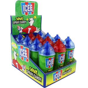 Icee Sour Spray Candy