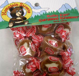 Mtn Hanging Bag-Bullseye Caramel Creams
