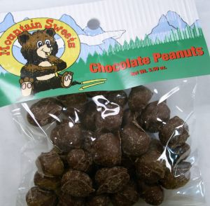 Mtn Hanging Bag-Chocolate Peanuts