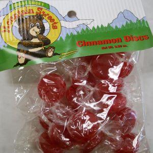 Mtn Hanging Bag-Cinnamon Discs
