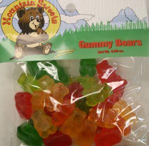 Mtn Hanging Bag-Gummy Bears