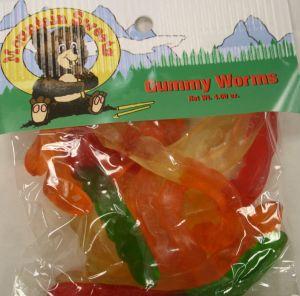 Mtn Hanging Bag-Gummy Worms