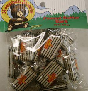 Mtn Hanging Bag-Peanut Butter Bars