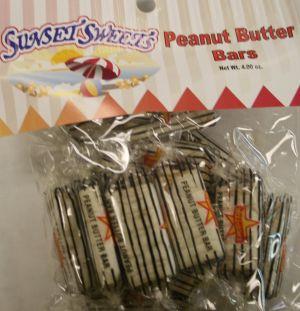 S.S. Hanging Bag-Peanut Butter Bars