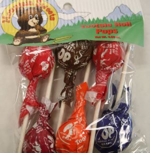 Mtn Hanging Bag-Tootsie Pops