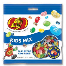 Jelly Belly-Kids Mix Jelly Belly Bags