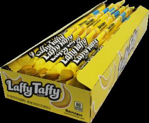 Laffy Taffy Ropes Banana