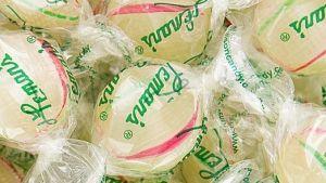 Bulk Lemans Mint Buttons