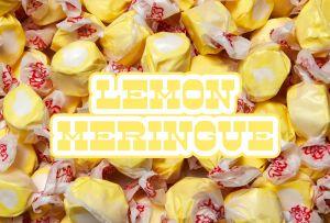 Bulk Taffy Kisses-Lemon Meringue