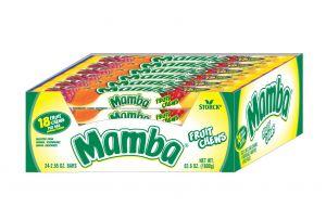 Mamba Fruit Chews