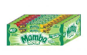 Mamba Fruit Chews - Sour