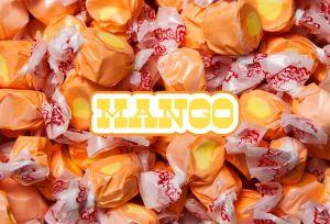 Bulk Taffy Kisses-Mango