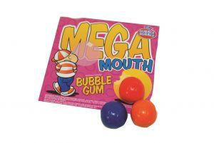 Mega Mouth Bubble Gum
