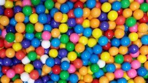 Bulk Dubble Bubble Mini Gumballs