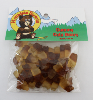 Mtn Hanging Bag-Gummy Cola Bears