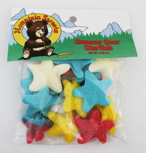 Mtn Hanging Bag-Gummy Sour Starfish