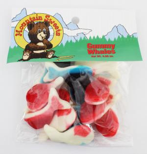 Mtn Hanging Bag-Gummy Whales